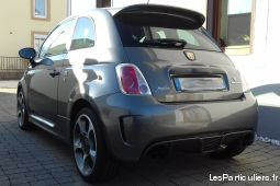 vends abarth 595 1. 4 t-jet 160 competizione vehicules voitures vosges