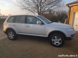 vw touareg 3.0 v6 tdi tiptronic vehicules voitures vienne