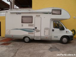 camping car capucine mac louis glen 431 vehicules caravanes camping car alpes-maritimes