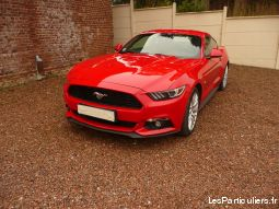 mustang 2.3 vehicules voitures aisne