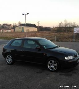 audi a3 1.8l turbo vehicules voitures moselle