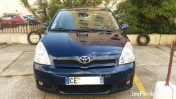 toyota corolla verso 7 places vehicules voitures alpes-maritimes