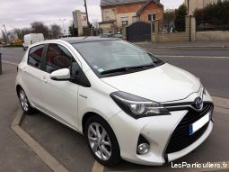 toyota yaris hybride style nav panoramique vehicules voitures val-d'oise