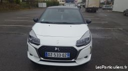 ds3 sport chic vehicules voitures somme