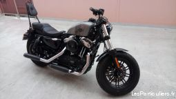 harley forty eight vehicules motos landes