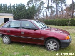 une occasion rare opel astra vehicules voitures gers
