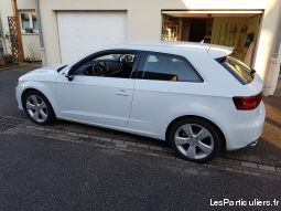 audi a3 vehicules voitures bas-rhin