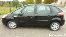 citroën c4 picasso 16 hdi 110 fap pack ambiance   vehicules voitures bas-rhin