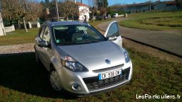 clio iii estate 1l5 dci - 90 ch vehicules voitures loire