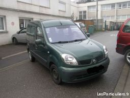 renault kangoo 1.5l dci 65cv expression vehicules voitures meurthe-et-moselle