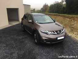 nissan murano 4x4  vehicules voitures somme