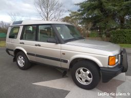 land rover discovery td5  vehicules voitures loire-atlantique
