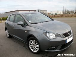 seat ibiza style vehicules voitures somme