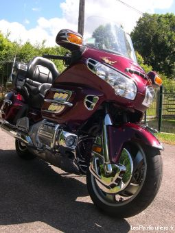 honda goldwing 1800 gl vehicules motos vosges