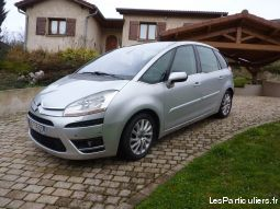 c4 picasso - 2.0 hdi 138 fap exclusive bmp6 vehicules voitures rhône