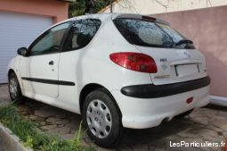 peugeot 206 affaires 1.4 hdi pack cd clim (6 cv) vehicules voitures hérault