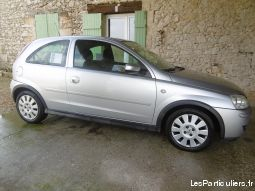 opel corsa  vehicules voitures gironde