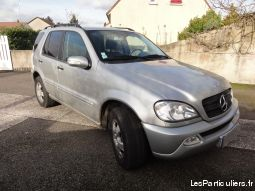mercedes ml270 cdi luxury 163 cv vehicules voitures creuse