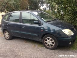 renault scenic vehicules voitures hérault
