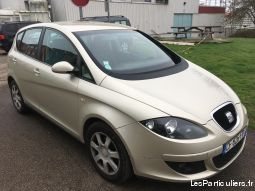 seat altea 1. 6 stylance / style vehicules voitures essonnes