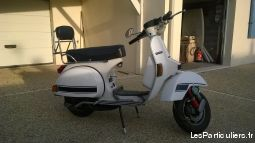 vespa px200 vehicules scooters charente-maritime