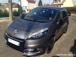 scenic iii bose  dci 110 fap energy eco2 44500 km vehicules voitures essonnes