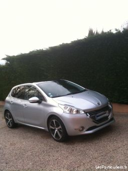 peugeot 208 e-hdi feline vehicules voitures ain