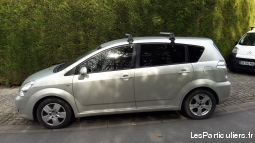 toyota corola verso d4d « linéa techno » vehicules voitures marne