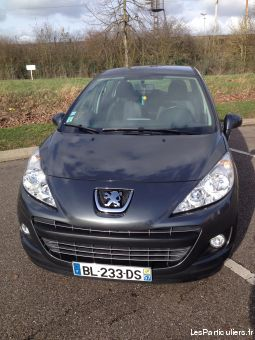 peugeot 207hdi 70cv active vehicules voitures moselle