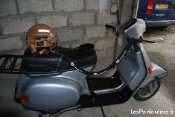 scooter piaggio lt 125 cm vintage vehicules scooters rhône