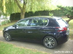 peugeot 308 vehicules voitures eure