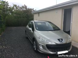 peugeot 308 pack premium 1,6 hdi vehicules voitures guadeloupe