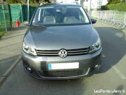 touran ii life 2.0 140 - 43 000 km vehicules voitures essonnes