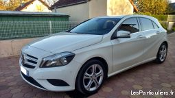mercedes classe a 160 cdi inspiration bvm6 gps vehicules voitures haute-saône