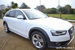 audi a4 allroad iii 2.0 tdi 177 ch 4x4 50 000 km  vehicules voitures côtes-d'armor