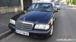mercedes 220cdi classe c pack confort  vehicules voitures seine-saint-denis