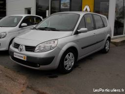 renault gd scenic ii 7pl ph. 1 ref 10131 vehicules voitures cher