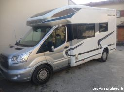 camping car profilé chausson type welcome 510 vehicules caravanes camping car rhône