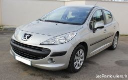 peugeot 207 1.4 hdi 70ch exécutive (4 cv) vehicules voitures yvelines