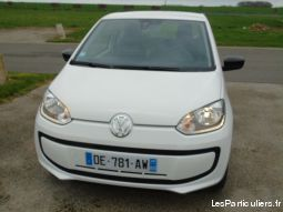 volkswagen up 1.0 60ch - 2014 - 3p  vehicules voitures somme