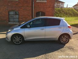 toyota yaris iii style touch&go vehicules voitures moselle