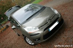 magnifique c4 hdi 1, 6 110cv exclusive vehicules voitures nord