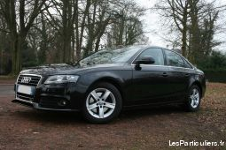 magnifique audia4 tfsi ambition luxe 160cv vehicules voitures nord