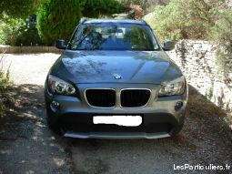 bmw x1 2litres modèle luxe vehicules voitures gard