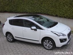 peugeot 3008 1.6 hdi 115cv allure restylé vehicules voitures bas-rhin