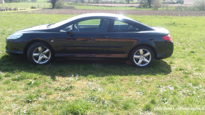 peugeot 407 coupé essence vehicules voitures tarn