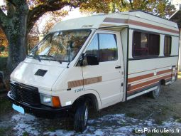 camping car renault trafic vehicules caravanes camping car vaucluse