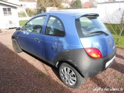ford ka vehicules voitures somme