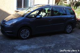 citroën grand picasso 7 places vehicules voitures vaucluse