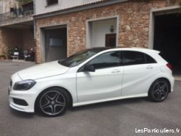 mercedes classe a 200 fascination finition amg vehicules voitures alpes-maritimes